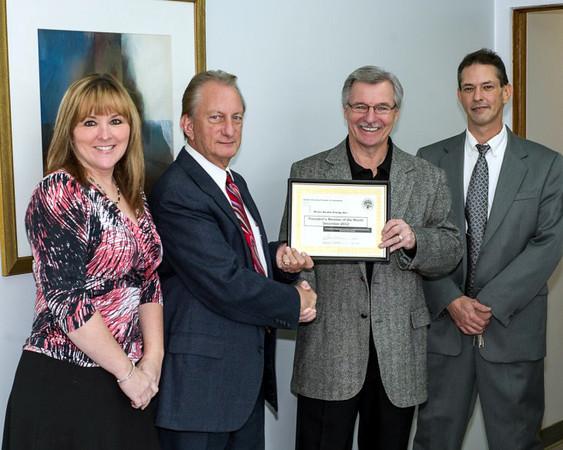 December 2012 Member of the Month