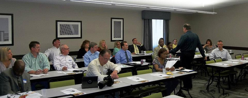 May 2013 Romulus and Belleville Chamber Workshop