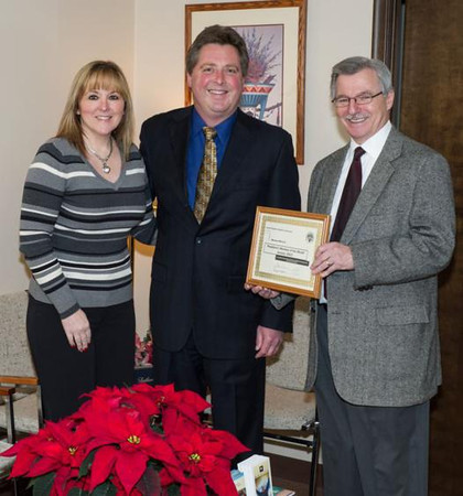 Member of the Month January 2013