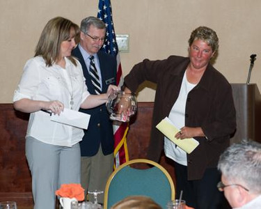 April 17, 2012 Business Luncheon - Jill Covell, Boys & Girls Club Southeastern Michigan
